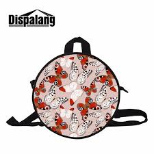 dispalang mini child bag butterfly pattern small