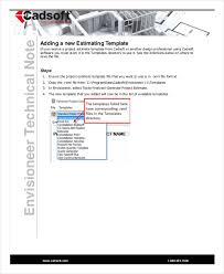 project estimate template free download construction cost