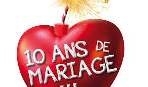 anniversaire mariage 10 ans 10 ans de mariage la édie de montréal