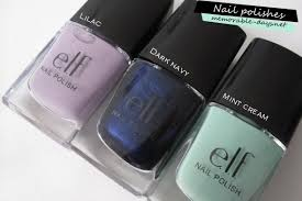 e l f nail polish swatches memorable days beauty blog
