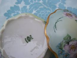 mz austria bridal mz austria vanity dish small painted covered bowl