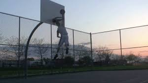 175 cm dunks on 10 feet dunkfather 5 9 dunker youtube
