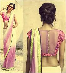 saree blouse 8 best sari blouse designs images on blouse back neck
