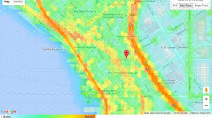 Google Maps Seattle by Interactive Map Shows What Seattle Noise Levels Look Like Curbed