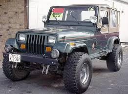 93 jeep wrangler ohi trading company