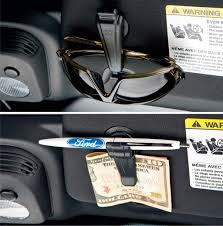 Ford Escape Accessories 2015 - sun visor ez store visor multi function clips the official