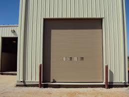California Overhead Door Thermiser Max Insulated Roll Up Door