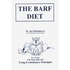 book review on the barf diet thriving canine