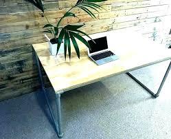 galvanized pipe table legs galvanized pipe desk standing desk galvanized pipe table ls