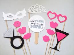12 piece bachelorette photo booth props bachelorette party