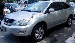 lexus rx series 2005 lexus rx 2 generation crossover images specs and news