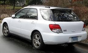 subaru 2004 2004 subaru impreza 2 generation facelift wrx sedan images