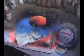 Spray Paint Artist - guy makes awesome spray paint art within one minute album on imgur
