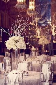 Table Centerpieces Ideas Reception Decorations For Winter Wedding U2013 The Best Wedding