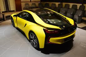 Bmw I8 Options - bmw i8 wears another yellow