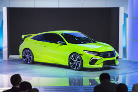 honda civic 2016 si 2016 honda civic to debut on 16th september lowyat net cars