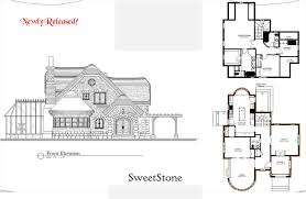 Irish Cottage Floor Plans by New Custom Homes In Maryland Authentic Storybook Homes In