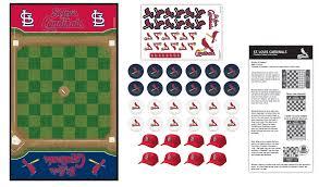 mlb st louis cardinals team checkers walmart com