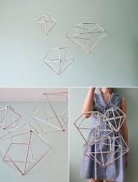 diy hanging decor sugar cloth home decor diy