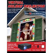 mr christmas mr christmas indoor projector walmart