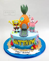 spongebob archives empire cake
