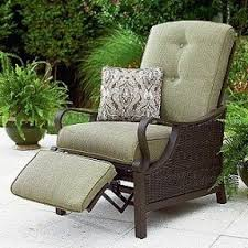 Patio Recliner Chair Outdoor Patio Recliners Foter