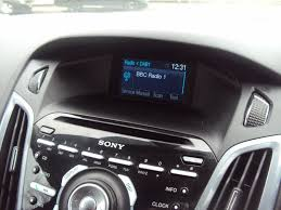 mk3 3 5 tft to 5 5 sat nav ford focus club ford owners club
