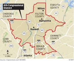 Map Of Atlanta Traffic by Who Is In The 6th District Atlanta News Weather And Traffic