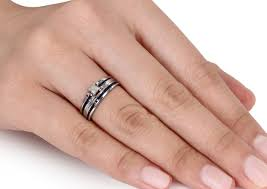 cheap his and hers wedding rings fantastic affordable wedding ring trio sets tags cheapest