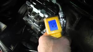 lexus sc300 ac compressor a c compressor seal leak youtube