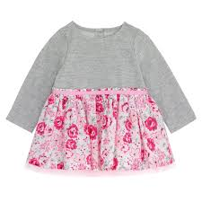 cath kidston baby broomfield blooms sweater dress little people