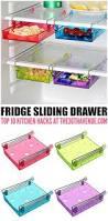 Pinterest Kitchen Organization 345 Best Refrigerator U0026 Freezer Organization Images On Pinterest