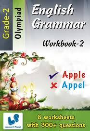 grade 2 olympiad english grammar workbook 2 this workbook contains