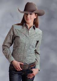 womens western shirt mojave