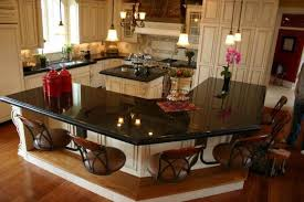 black granite kitchen island black granite kitchen island with stools home design and decor