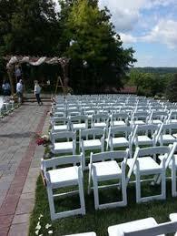 folding chair rental chicago white garden folding chair rental chicago wedding ceremony