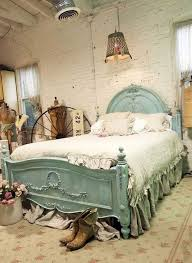 bedroom shabby chic wooden bed regarding comfortable single how to