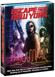 escape from new york collector u0027s edition blu ray bonus features