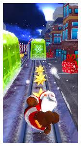 santa runner xmas subway surf android apps on google play