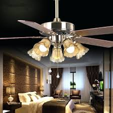 ceiling fan ceiling fan with led light old mobile regarding led
