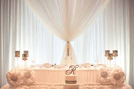 wedding backdrop mississauga sweetheart table couture wedding decor for all the details