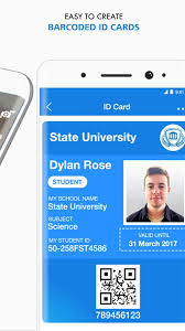 How To Make Employee Id Cards - id123 student u0026 employee ids android apps on google play