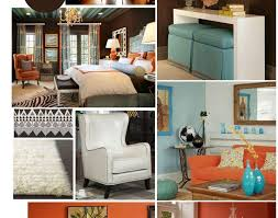 accent chairs burnt orange bedroom wonderful rust colored accent