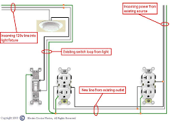i have a 14 3 115 volt house wiring black is is common and