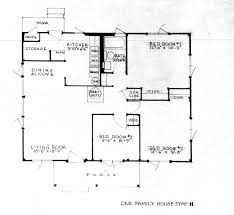 type h house plans doe oakridge flickr