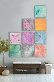 wall ideas abstract wall decor abstract metal multi colored wall