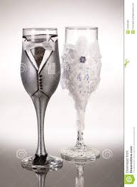 wedding glasses wedding glasses royalty free stock photo image 14522465