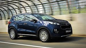suv kia 2016 2016 kia sportage launched in korea in four variants