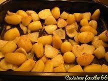 cuisiner manchons de canard manchons de canard rôtis aux pommes de terre et oignons modele