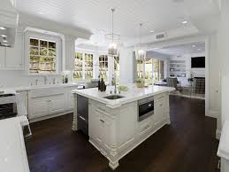 white kitchen cabinets wood floors white kitchen countertops with wood floors